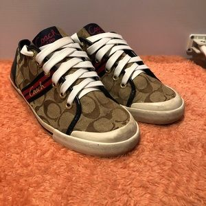 Coach Polly Women's Sneakers Size 7.5